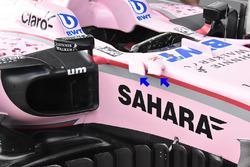 Sahara Force India F1 VJM10, detail