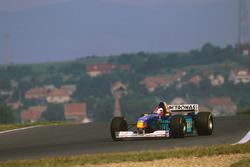 Johnny Herbert, Sauber C16 Petronas Ferrari