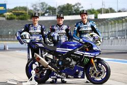 #7 YART Yamaha: Брок Паркс, Марвин Фриц, Кохта Нозане