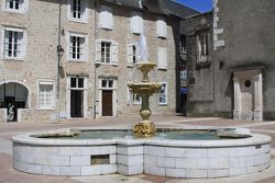 Pau old town