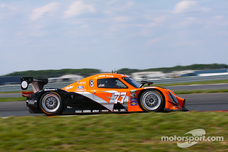 #77 Doran Racing Combos Ford Dallara: Jim Lowe, Paul Tracy