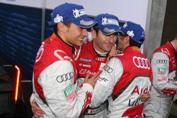 Loic Duval and Romain Dumas