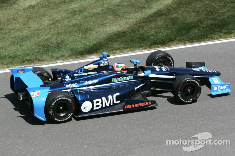 Рубенс Баррикелло (Indy 500: 2012)