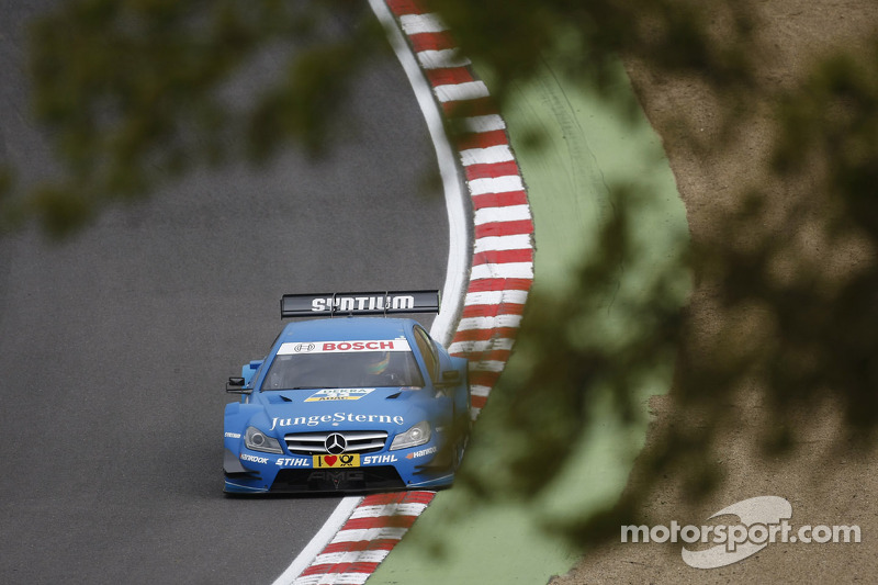 Roberto Merhi, Persson Motorsport AMG Mercedes C-Coupe