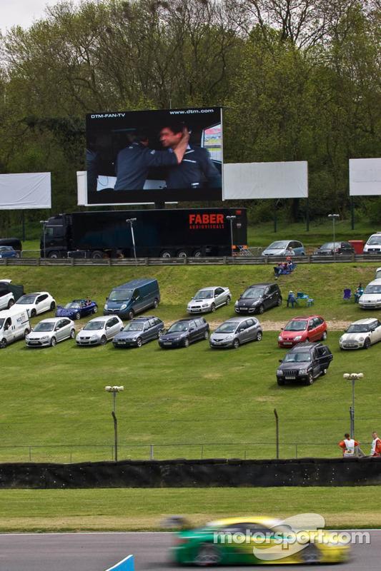 Rahel Frey, Audi Sport Team Abt, Audi A5 DTM