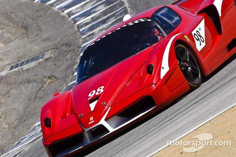 Ferrari FXX demonstratie