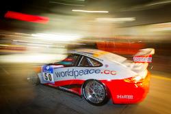 Pit stop for #50 raceunion Teichmann Racing Porsche 911 GT3 Cup: Andreas Gülden, Niclas Kentenich