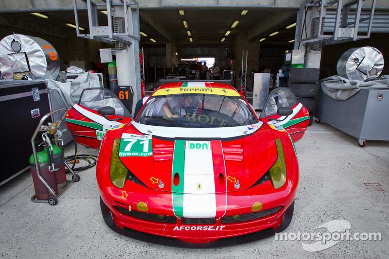 #71 AF Corse Ferrari 458 Italia