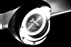 #23 Signatech Nissan Oreca 03 Nissan detail