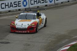 #43 Team Sahlen Mazda RX-8: Wayne Nonnamaker, Will Nonnamaker