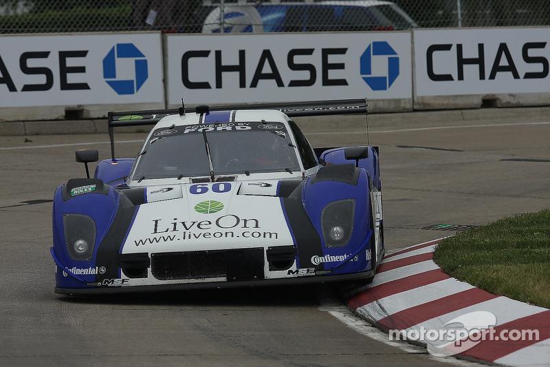 #60 Michael Shank Racing w/Curb-Agajanian Ford/Riley: Oswaldo Negri, John Pew