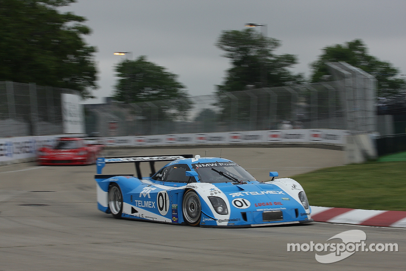 #01 Chip Ganassi BMW/Riley: Scott Pruett, Memo Rojas