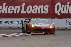 #69 AIM Autosport Ferrari 458: Emil Assentato, Jeff Segal