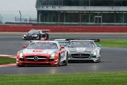 #18 Black Falcon Mercedes-Benz SLS AMG GT3: Bret Curtis, Mike Parisy, Steve Jans