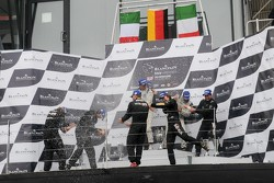 Pro-Am champagne time
