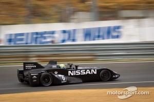 #0 Highcroft Racing Delta Wing Nissan: Marino Franchitti, Michael Krumm, Satoshi Motoyama at Le Mans