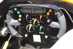 Force India Steering wheel