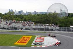 Fernando Alonso, Scuderia Ferrari voor Kimi Raikkonen, Lotus F1