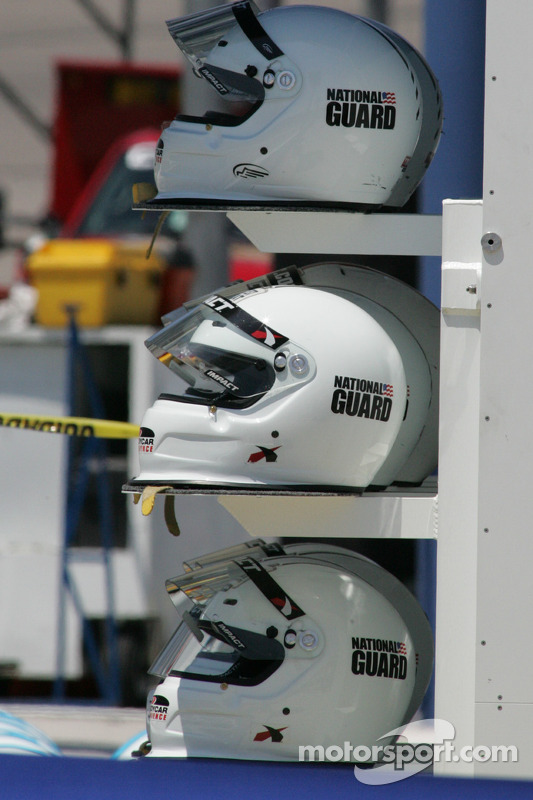 Indy two seater helmets