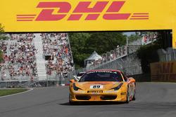 Ryan Ockey Ferrari of Ontario 458CS