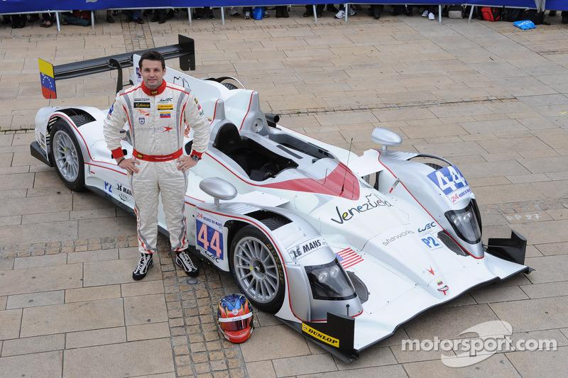 #44 Starworks Motorsports HPD ARX 03b Honda: Enzo Potolicchio, Ryan Dalziel, Tom Kimber-Smith