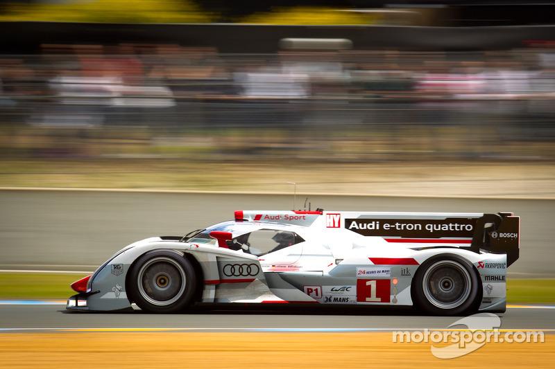 2012: Sieg bei den 24h Le Mans