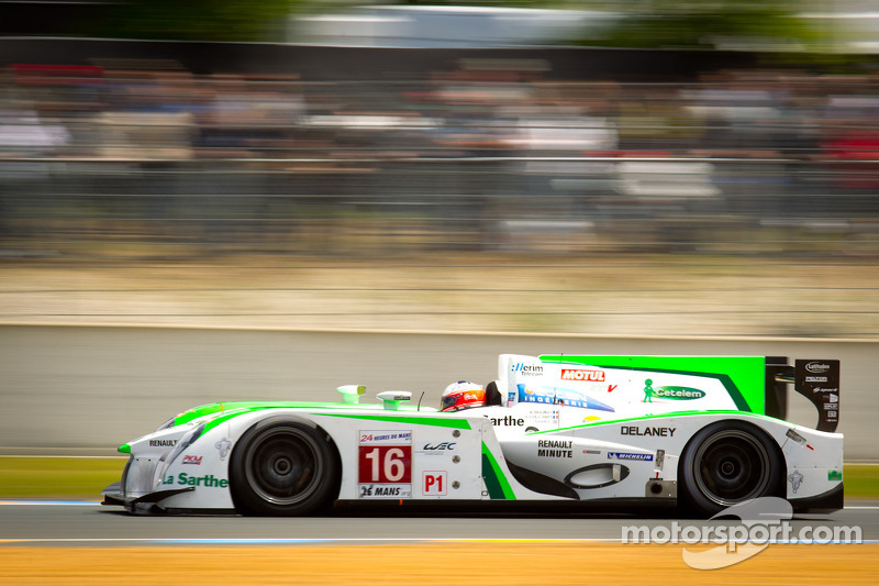 #16 Pescarolo Team Pescarolo 03 Judd: Emmanuel Collard, Stuart Hall
