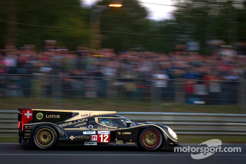 2012: #12 Rebellion Racing Lola B12/60 Coupe Toyota: Nicolas Prost, Neel Jani, Nick Heidfeld