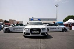 Audi RS4 course cars