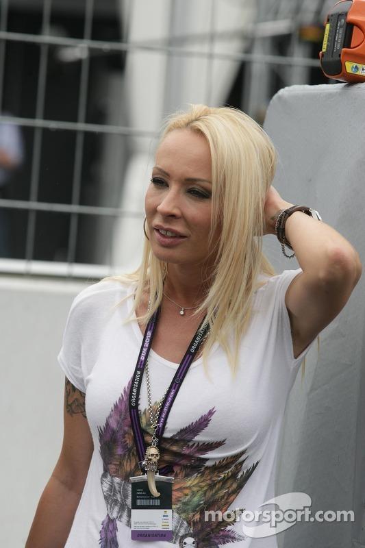 Cora Schumacher, vrouw van Michael Schumacher