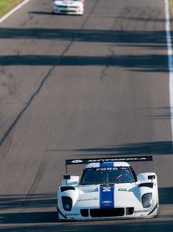 #8 Starworks Motorsport Ford Riley: Sébastien Bourdais, Ryan Dalziel, Enzo Potolicchio