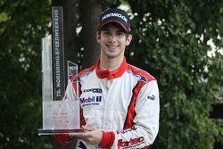Felix Serralles and trophy