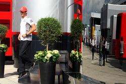 Jenson Button, McLaren Mercedes Mercedes Mercedes Mercedes