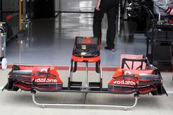 McLaren MP4/27 front wing
