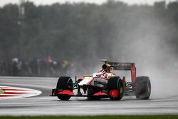 Dani Clos, HRT Formula One Team testrijder
