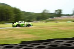 #33 Green Hornet Racing Fusion Porsche 911 GT3 Cup: Peter LeSaffre, Anthony Lazzaro