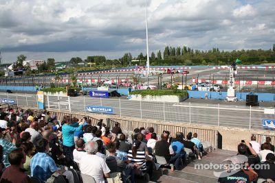 Euro Racecar: Tours