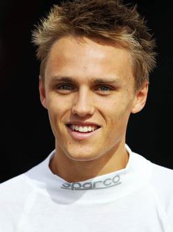 Max Chilton, Marussia F1 Team Test Driver