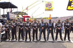 Stewart-Haas crew