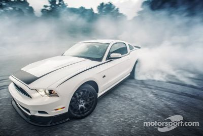 Ford introduces the Mustang RTR