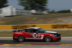#16 2010 Ford Mustang Boss302R: George Biskup