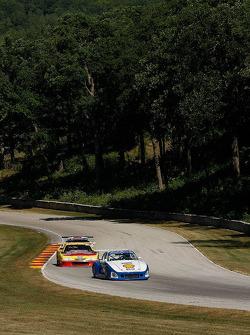 #159 1974 Porsche 911 RSR: Michael Ketten #70 2000 Ford Mustang: Debbie Cloud