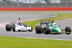 Grand Prix Masters F1 action