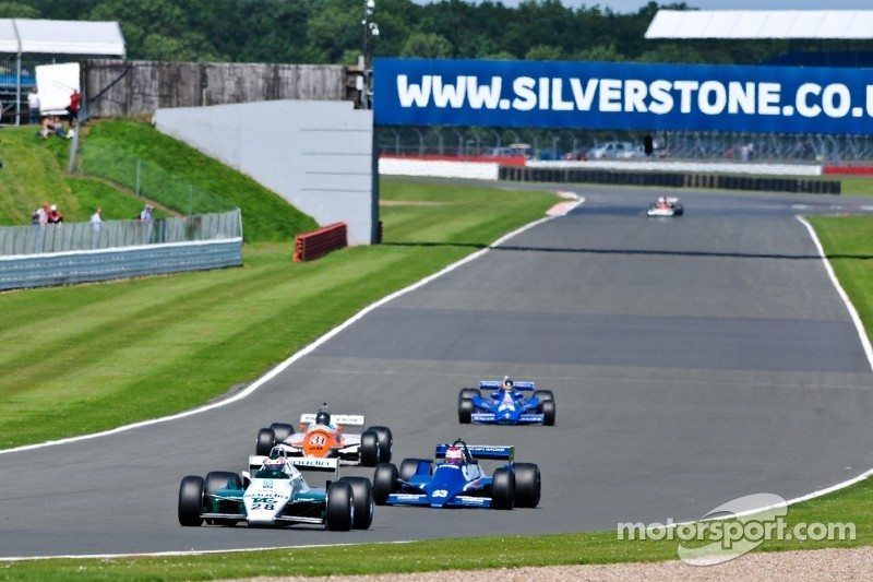 Grand Prix Masters F1 1966-1985 actie