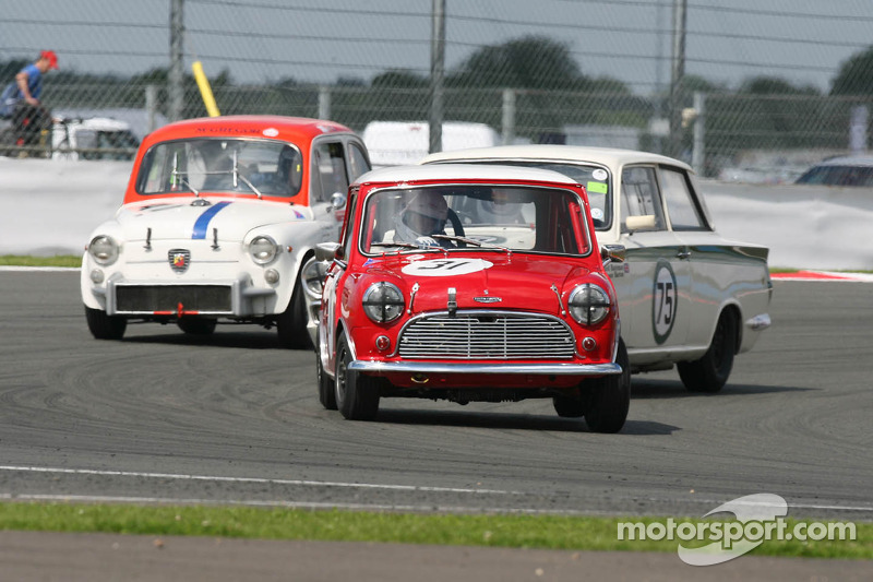 Knapp/Edwards - Mini Cooper S