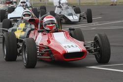 #60, 1971 Lotus 69 FF, Christian Morici
