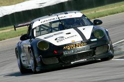 #66 TRG Porsche GT3 Cup: Jörg Bergmeister, Ben Keating