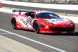 #69 AIM Autosport Team FXDD with Ferrari Ferrari 458: Emil Assentato, Jeff Segal