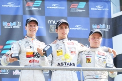 Michael Lewis, Daniel Juncadella, Felix Rosenqvist