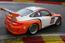 #32 PRO GT by Alméras Porsche 997 GT3 Cup: Jérémy Alloin, Jean-Louis Alloin, Alain Ferté, Matthieu Vaxivière